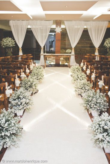 tapete-branco-para-casamento
