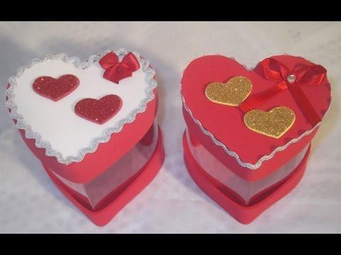 artesanato com garrafa pet para o dia dos namorados com coração