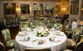 Decoração de mesa de jantar para casamento