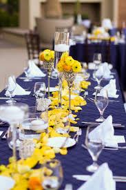 decoração de festa de casamento azull