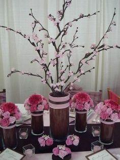 decoração de festa infantil bailarina marrom e rosa