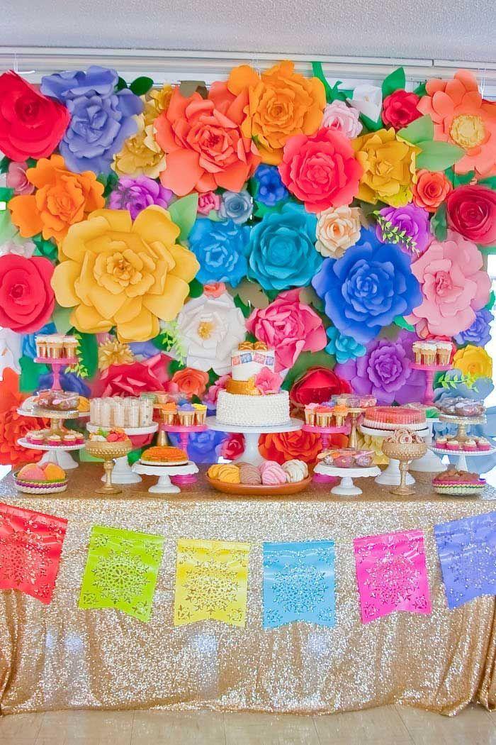 moldes de flores em eva para painel de aniversarioo