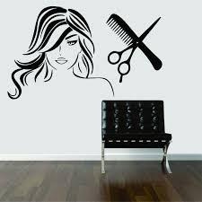 quadros de cabelos para salão de beleza