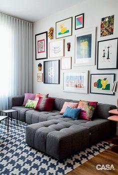 quadros decorativos para sala pequenaa