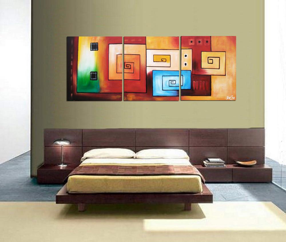 quadros modernos geometricos