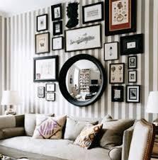 quadros para sala de estar com espelhoo