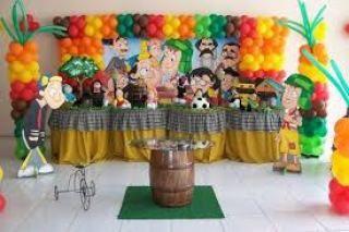 simpless decoração para uma festa infantil