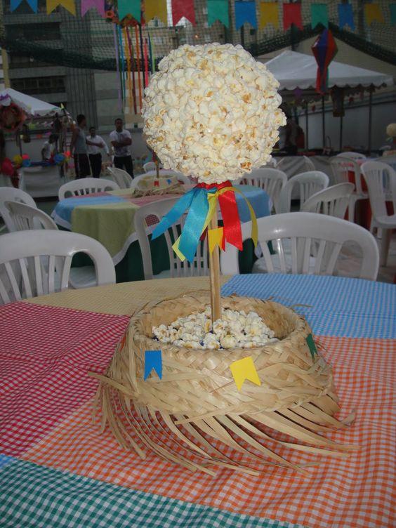 Decoração de Festa Junina - Como Fazer Com 100 Fotos e Dicas - 2018 b994e5f6928