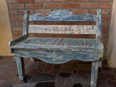 Artesanato em madeira de demolição bancosArtesanato em madeira de demolição bancos