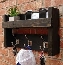 Artesanato em madeira rústica como porta potes