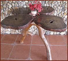 Artesanato em madeira rústica delicadeza