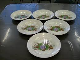 Artesanato em mdf natal nos pratos