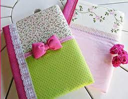Artesanato em tecido para bebe colorido