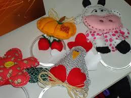 Artesanato em tecido para cozinhaa