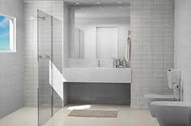 Cerâmica para banheiro cinza