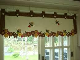 Cortinas para cozinha de crochê com flores lindas
