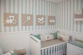 Decoração de parede para quarto de bebe