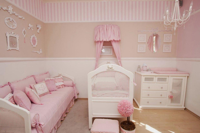 Decoração de parede para quarto de bebee