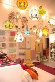 Decoração indiana barata luminarias