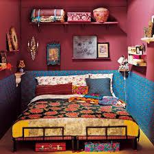 Decoração indiana barata no seu quarto