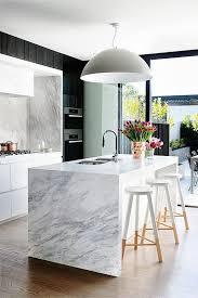 Decoração moderna de cozinha com granitoDecoração moderna de cozinha com granito