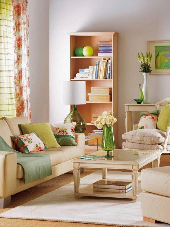 Decora o moderna 20 ideias que voc vai adorar fotos - Ideas para decorar el salon de casa ...