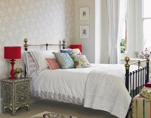 Decoração de quarto de casal 30 ideias para revolucionar  ~ Quarto Romantico Simples