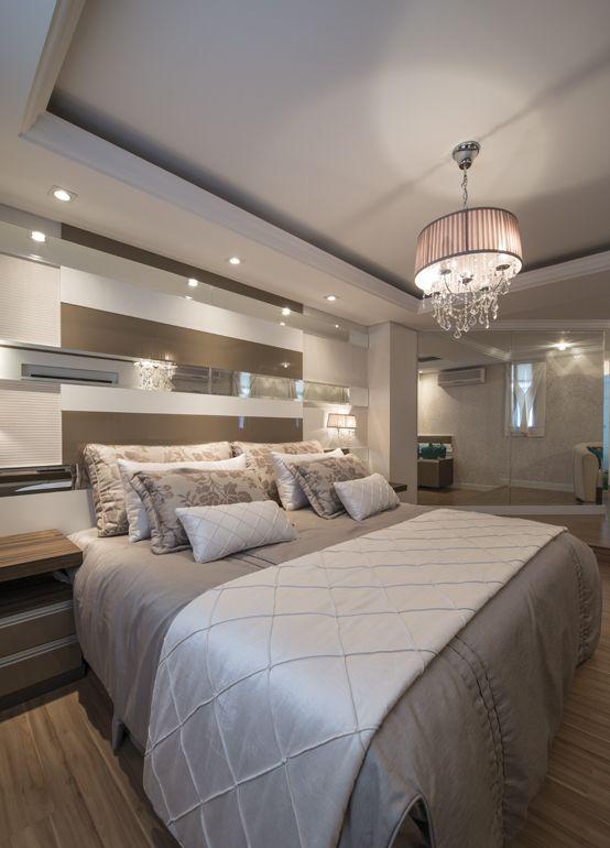 Lustre para quarto de casal lindo