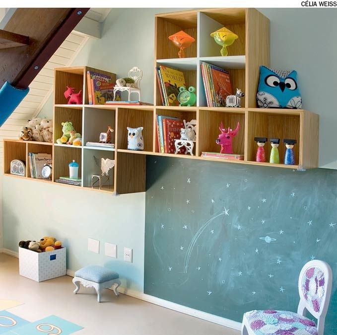 Nichos para quarto 30 tendências que vão mudar sua casa  ~ Tipos De Nichos Para Quarto De Bebe