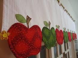 Patchwork cozinha com ornamentos