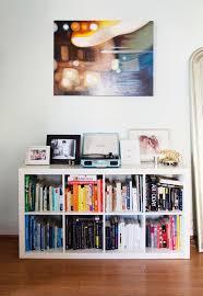 Prateleira para livros quarto pequena