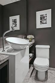 Revestimento para banheiro branco com cinza