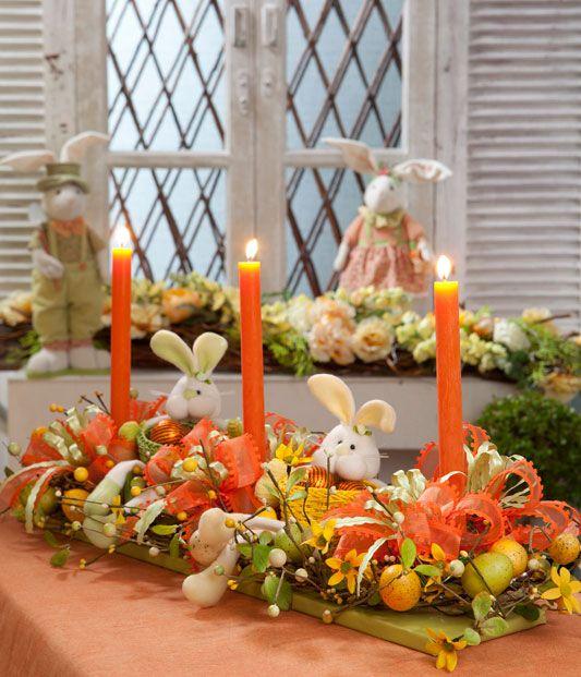 arranjos de mesa de jantar com velas
