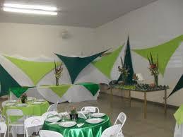 decoração de parede com tecido para festa