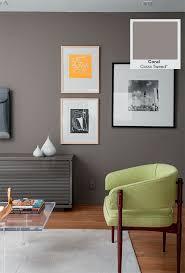 decoração de parede de sala com tinta