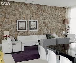 decoração de parede de sala de estar
