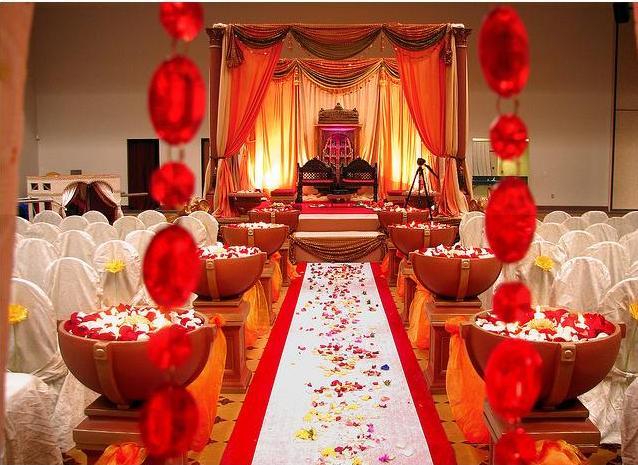 decoração indiana para casamento
