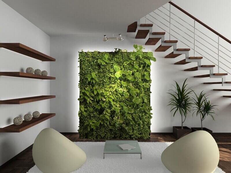 jardim vertical interno
