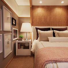 quartos lindos de casal com madeira
