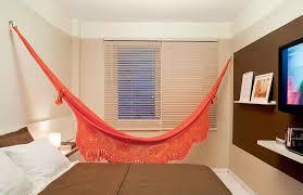 quartos lindos de casal com uma rede