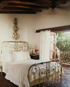 quartos lindos de casal estilo retrô