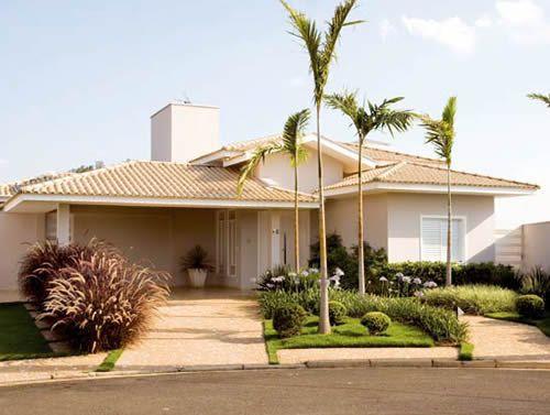 Casas modernas veja mais de 100 modelos projetos e for Casas modernas de 70m2