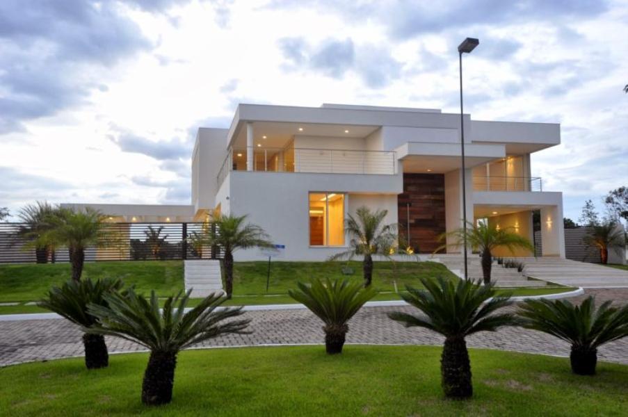 Casas modernas alto padrão
