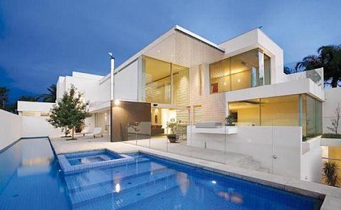 Casas modernas até 150m2