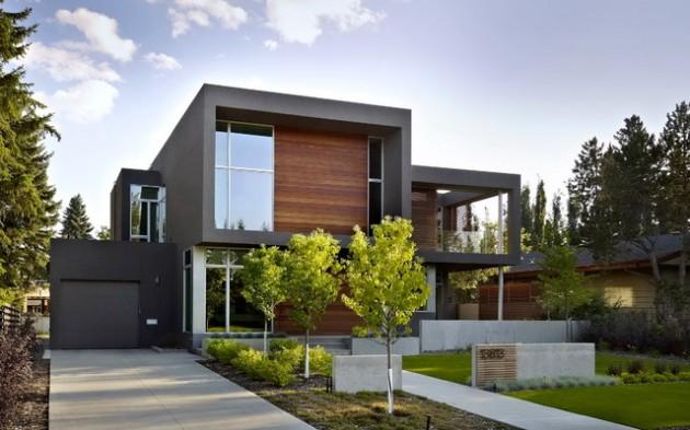 casas modernas arquitetura