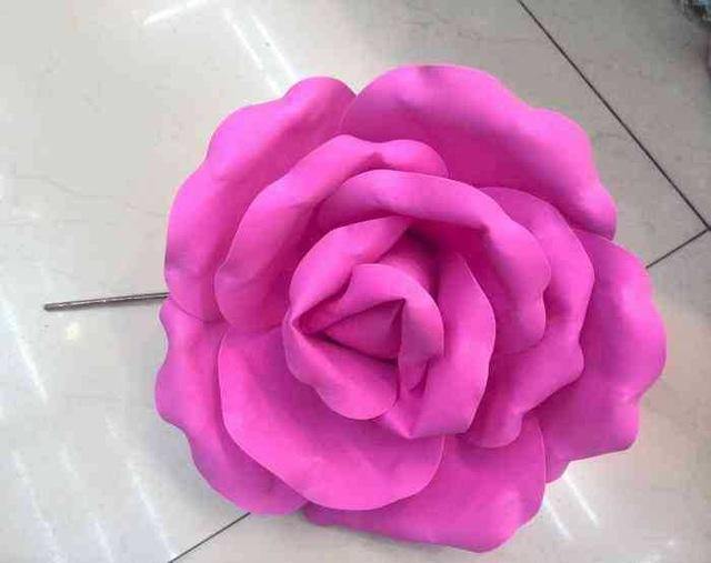 Flores de eva grande