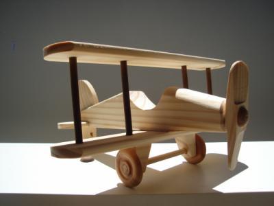 Artesanato em madeira de pinus