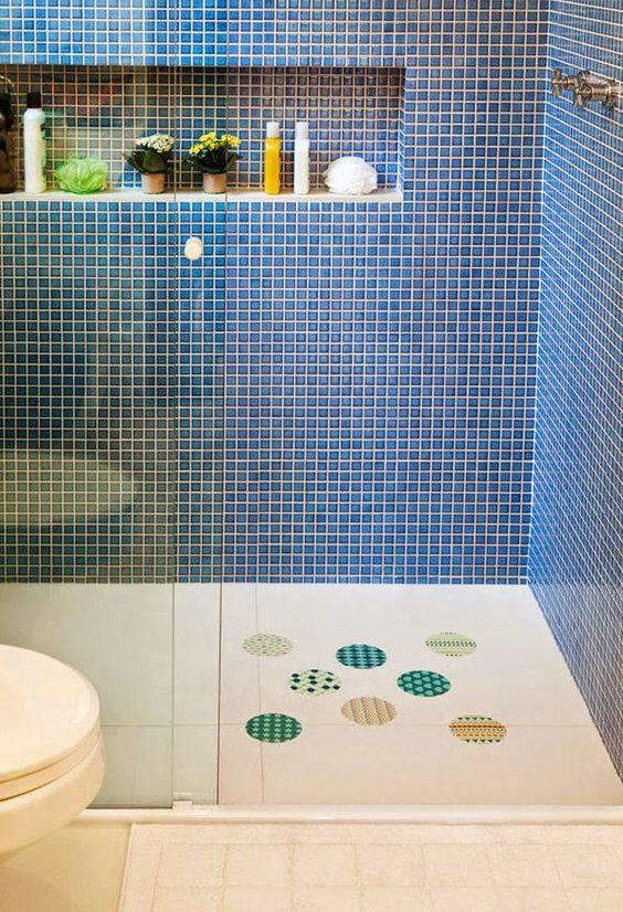 piso azulejo banheiro
