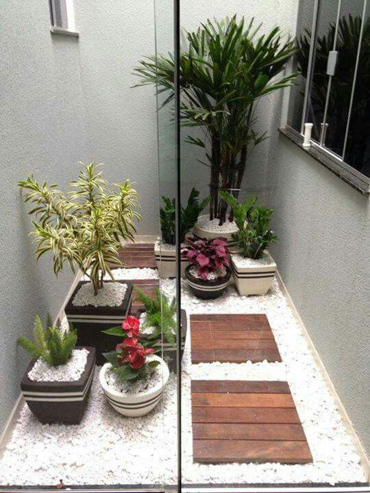 Jardim de inverno veja 100 lindo modelos para sua casa for Jardines pequenos simples