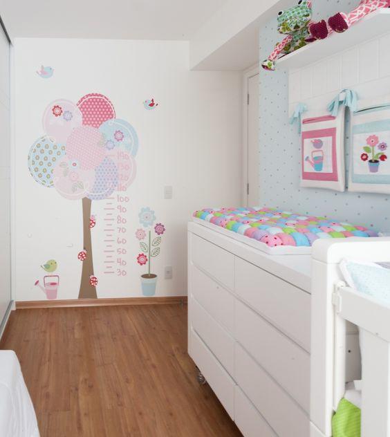 Decoração de Quarto de Bebê  80 Modelos Com Fotos Para Você